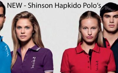 Neue Shinson Hapkido Poloshirts