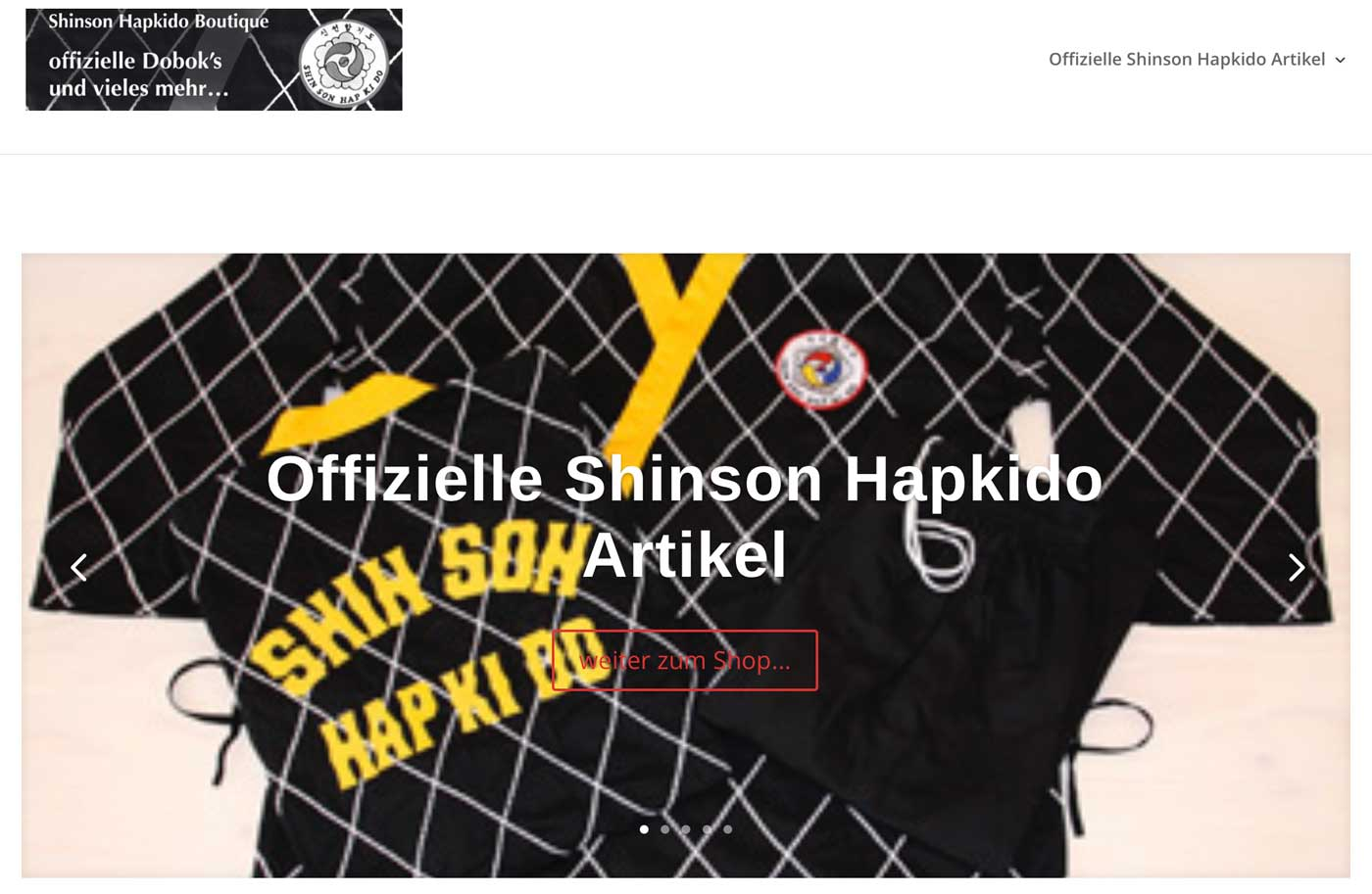 SHINSON HAPKIDO BOUTIQUE