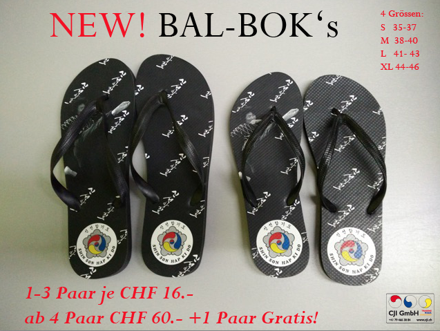 BAL-BOK's (SH Flip-Flops)
